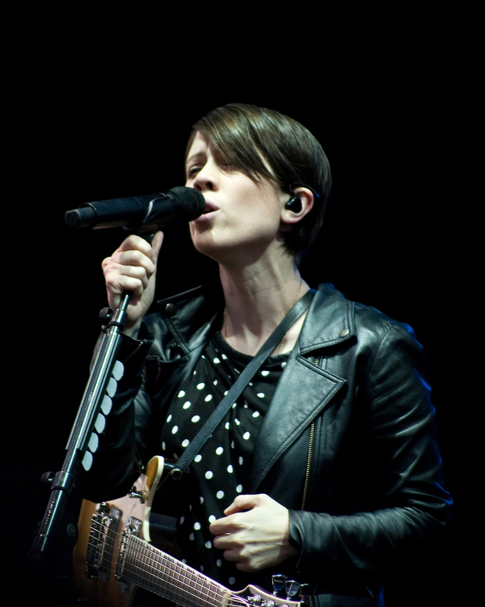 Sara Quin of Tegan and Sara