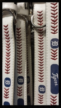 Detroit Tigers collars