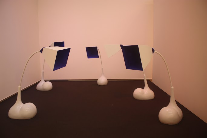 """ The Chatting Room "" Installation at Mildred Lane Kemper Art Museum 2015"