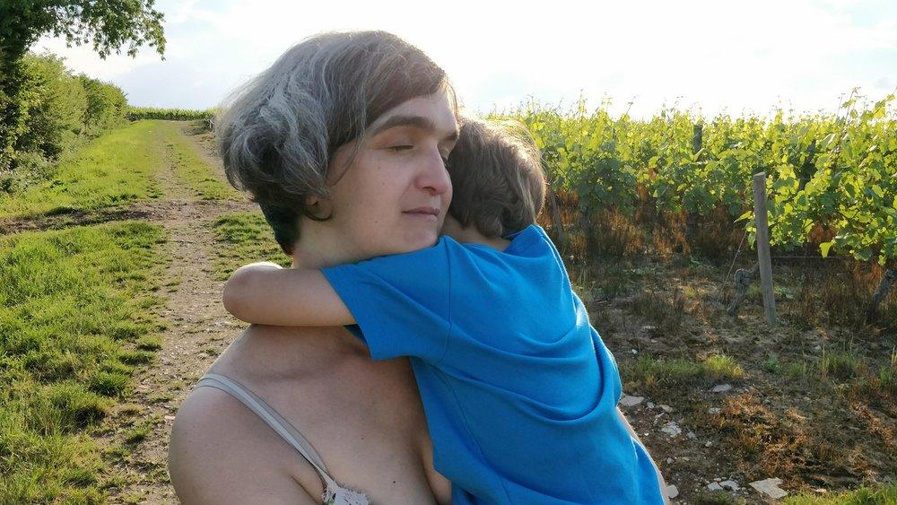 Mille mercis à Coralie pour la photo ! www.coraliegaravel.com