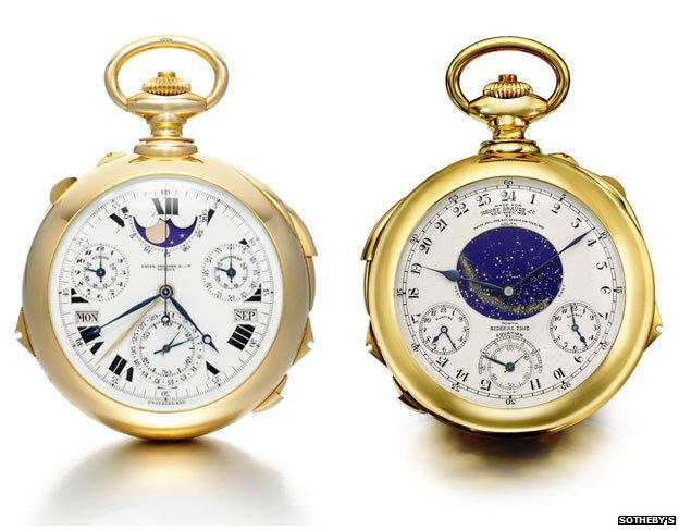 Henry Graves, Super Complication, Patek Philippe, Pocket Watch, The Most Expensive Watch