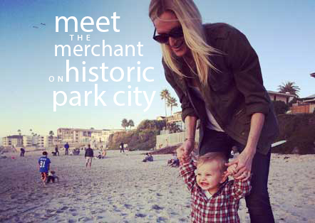 "Cake on ""Meet the Merchant"" for Historic Park City"