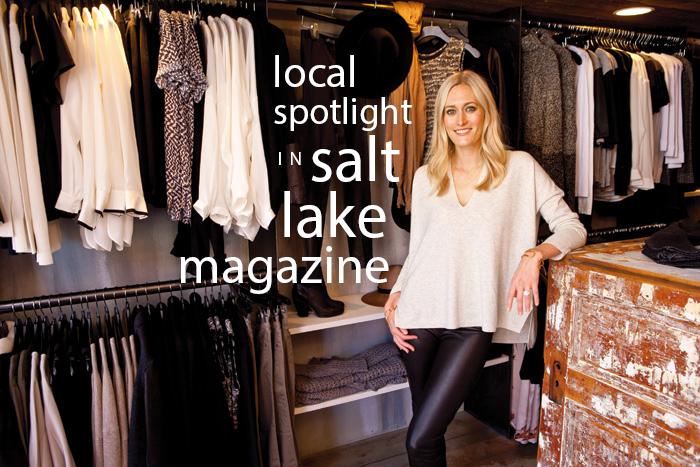 Spotlight on Cake in Salt Lake Magazine