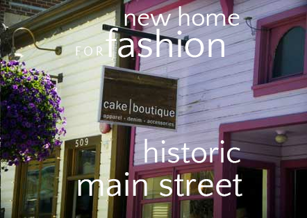 Historic Main Street: A New Home for Fashion