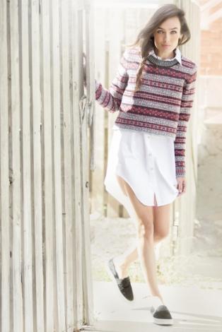 rag&bone cropped sweater