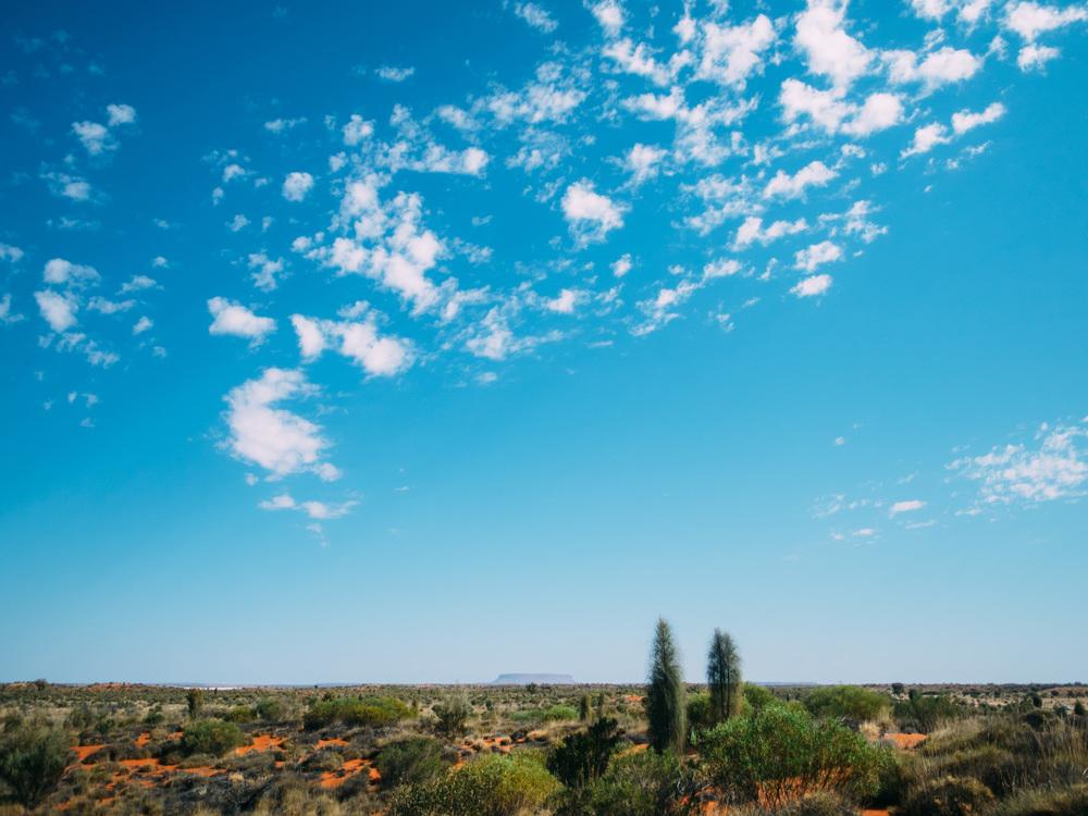 Above: Not Uluru