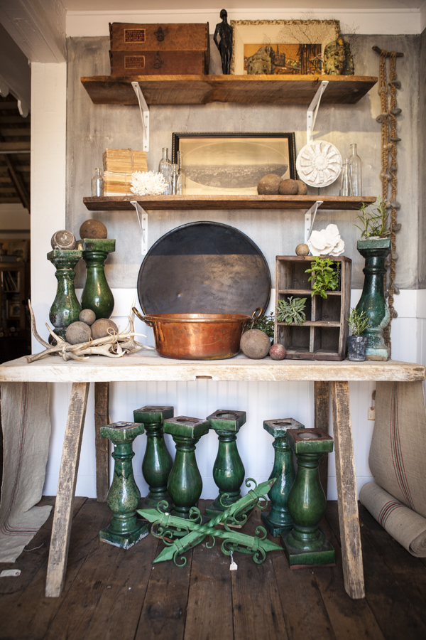 Orange County antiques located in Laguna Beach at SOURCED.