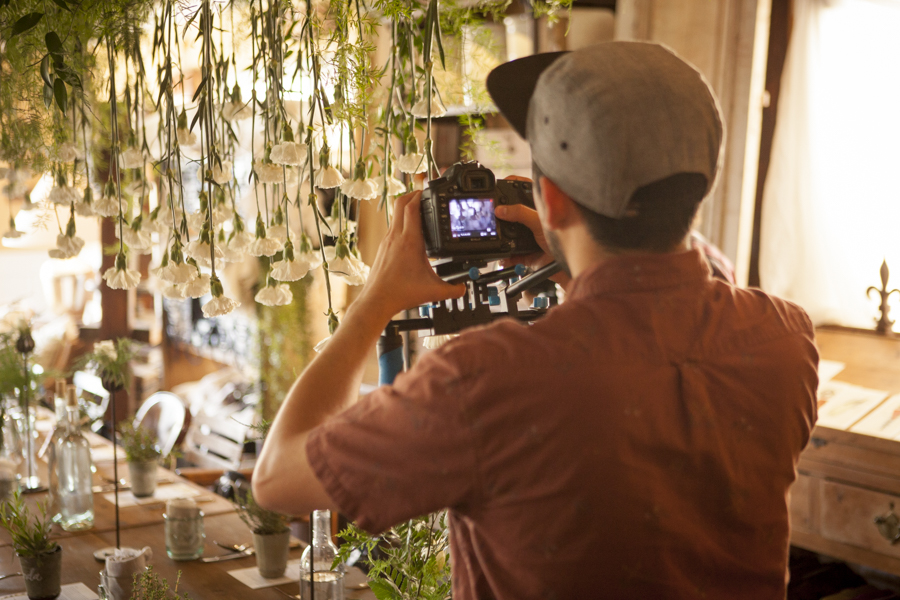 The Neighborhood Journal at SOURCED. laguna beach // amazing videographers