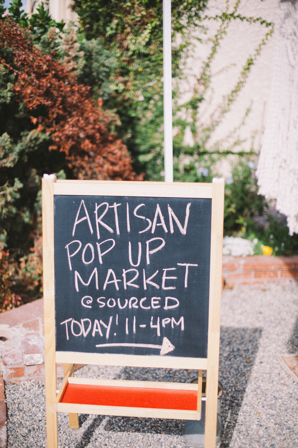 Laguna Beach Pop Up Market at SOURCED.