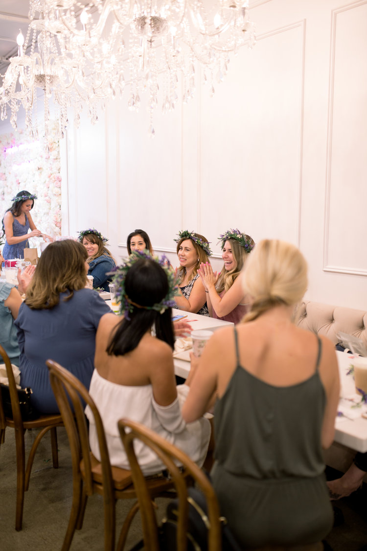Flower Crown Workshop With Love Sparkle Pretty Sourced A