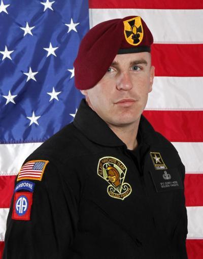 Sgt. 1st Class Corey Hood