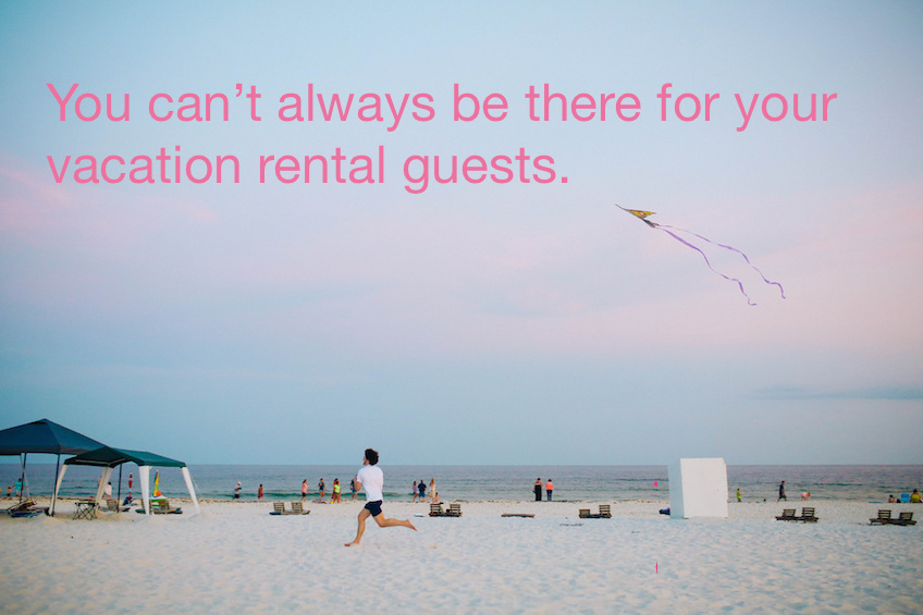 Vacation rental concierge