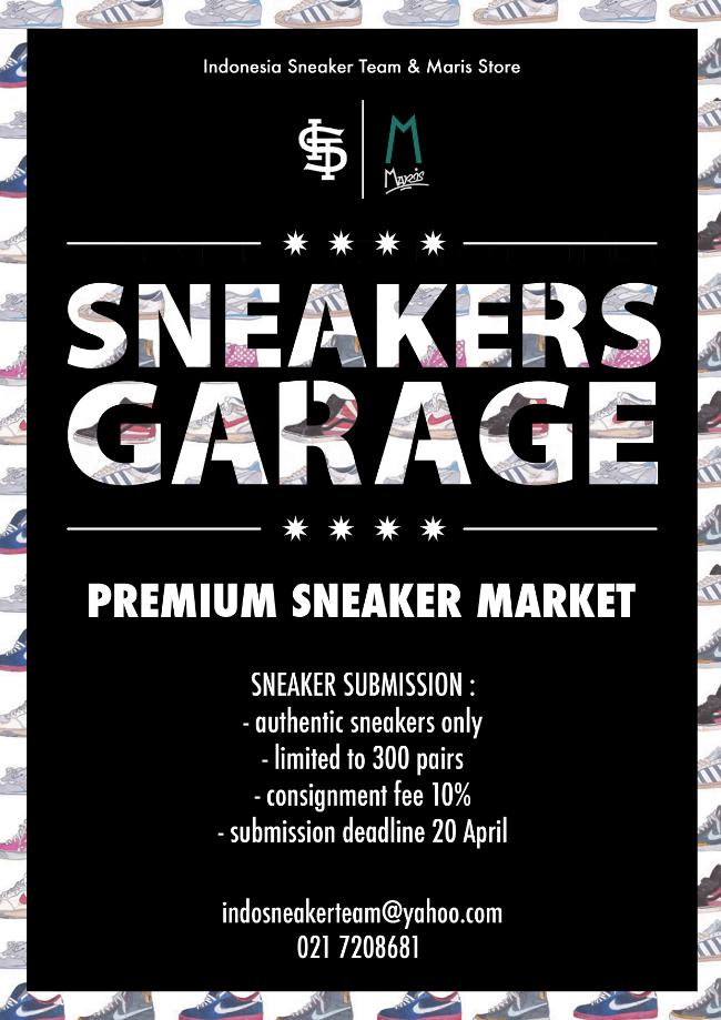 Maris Store x Indonesia Sneaker Team