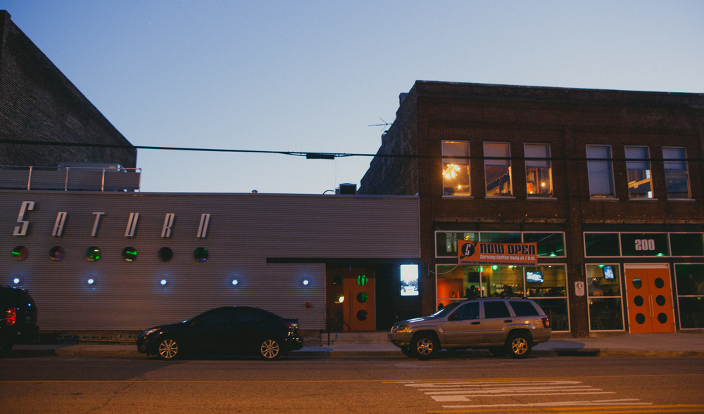 Saturn Birmingham in Birmingham, Alabama - a venue where I've learned and applied a lot of the things mentioned in this post.   (Photo by David A. Smith/DSmithScenes)