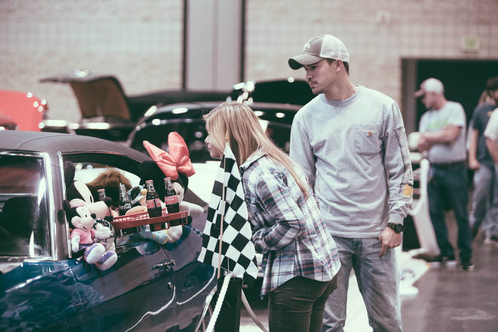 The World of Wheels took place at the Birmingham-Jefferson Civic Center in Birmingham, Alabama on February 10th, 2017.   (Photo by David A. Smith/DSmithScenes)