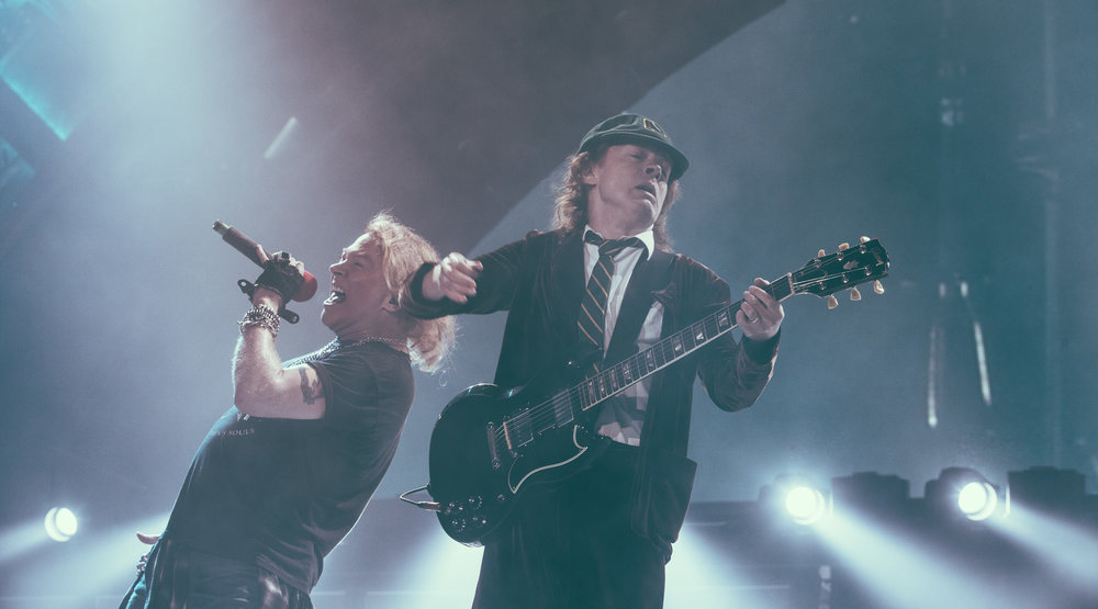 AC/DC performs at Philips Arena in Atlanta, Georgia on September 1st, 2016.   (Photo by David A. Smith/DSmithScenes)