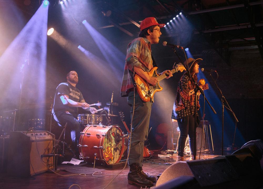 Dead Fingers perform at Saturn Birmingham. / DSmithScenes