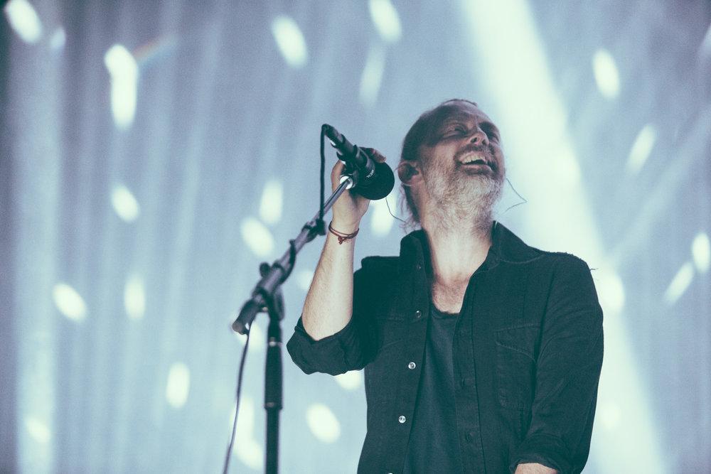 Radiohead: Philips Arena - Atlanta, Georgia - April 1st, 2017