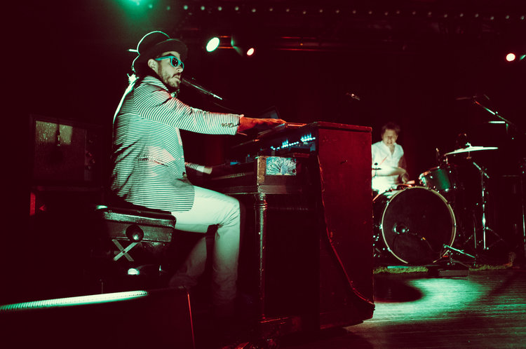 Marco Benevento Hosts a Musical Party in Birmingham