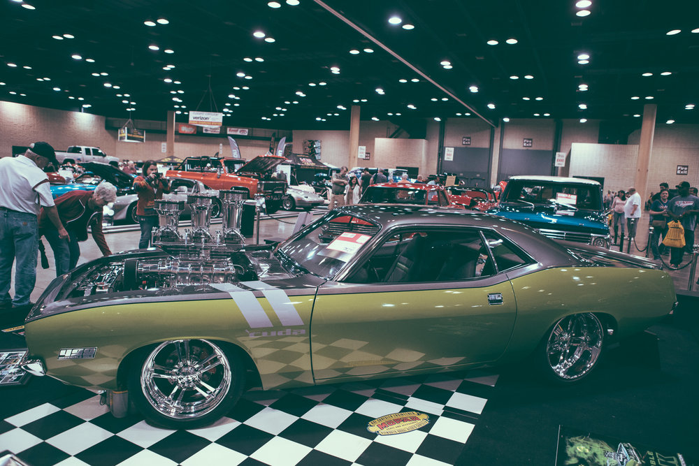 The World Of Wheels Drives Back To Birmingham - Car show birmingham al