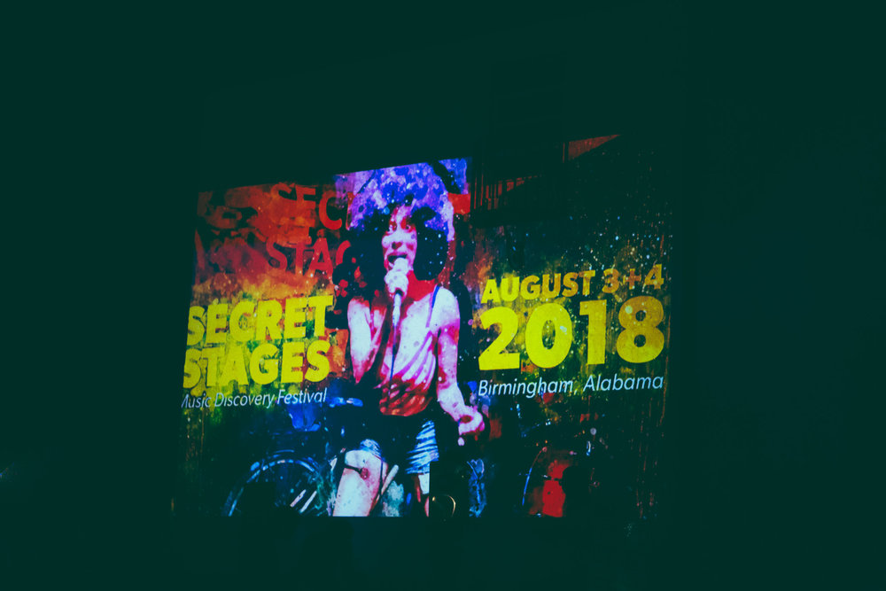 The Secret Stages Music Discovery Festival took place in the Avondale area of Birmingham, Alabama on August 3rd and 4th, 2018. (Photo by David A. Smith/DSmithScenes)