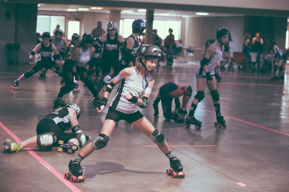 Tragic City Trouble Makers Debut Bout