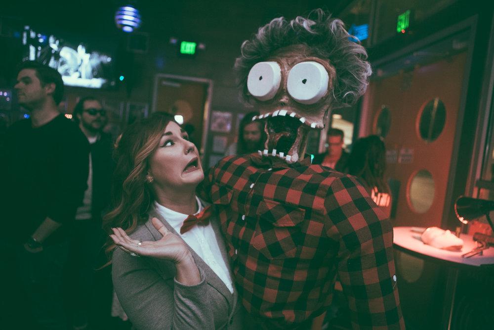 Scare Your Face Off Fest IX