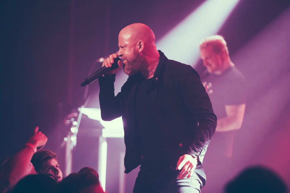 RED performs in concert at Saturn Birmingham in Birmingham, Alabama on November 4th, 2018. (Photo by David A. Smith / DSmithScenes)