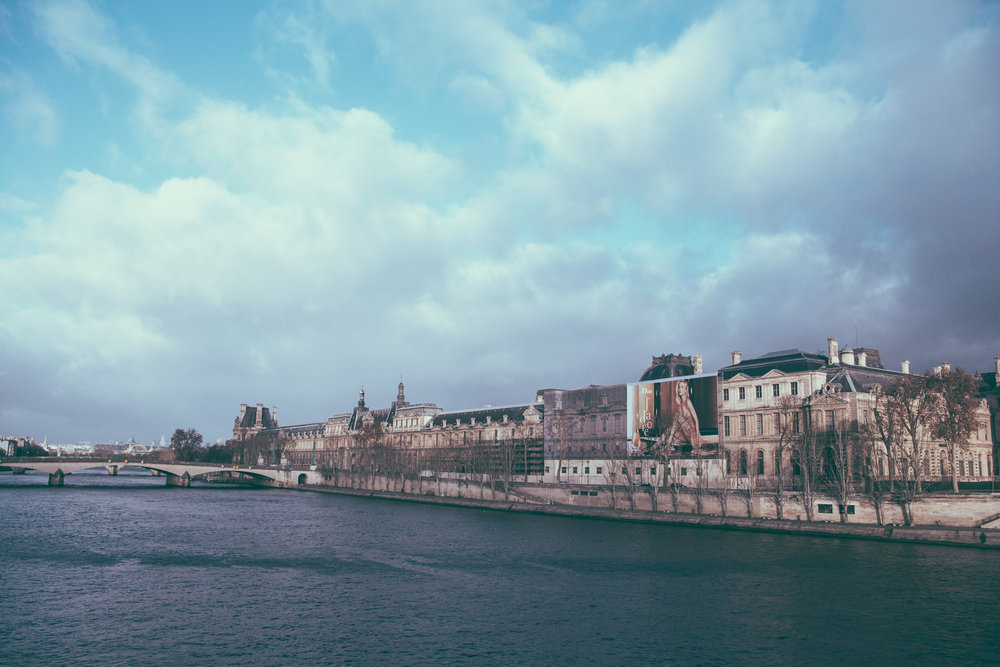 The Seine | Paris, France | December 9th, 2018 | (Photo by David A. Smith / DSmithScenes)