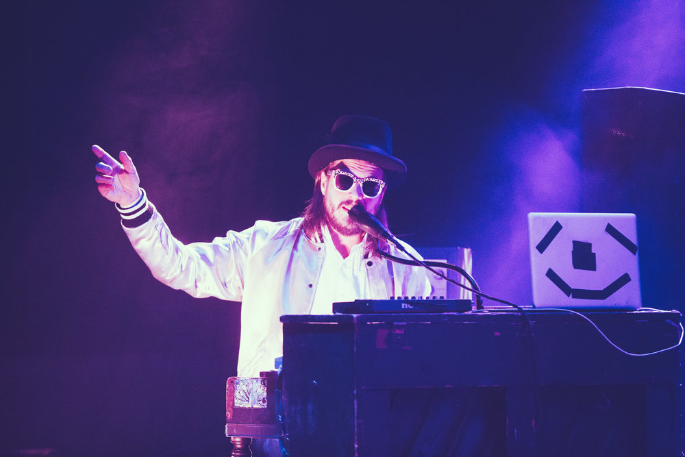 Marco Benevento performs in concert at Saturn Birmingham in Birmingham, Alabama on January 24th, 2019. (Photo by David A. Smith / DSmithScenes)