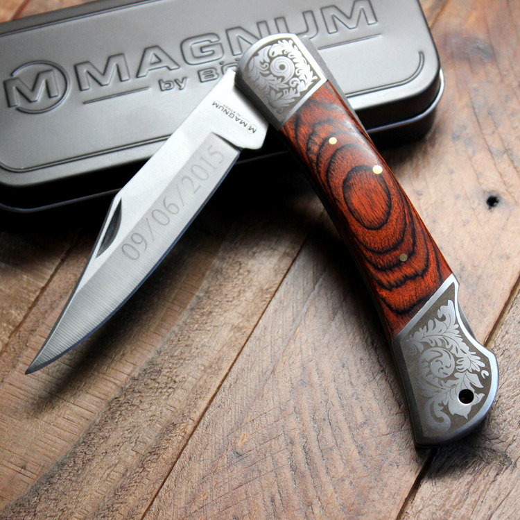 boker knives the best man gifts