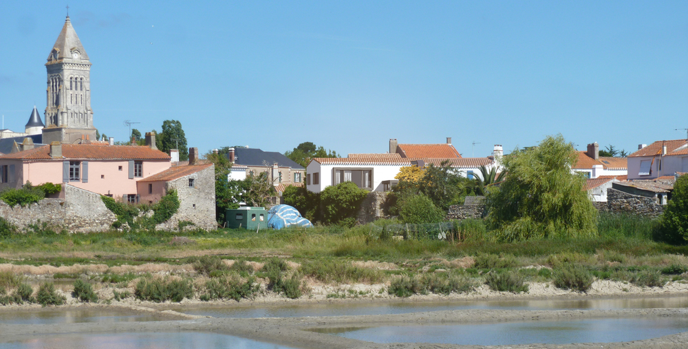 Submersible House, Noirmoutier-en-l'Île