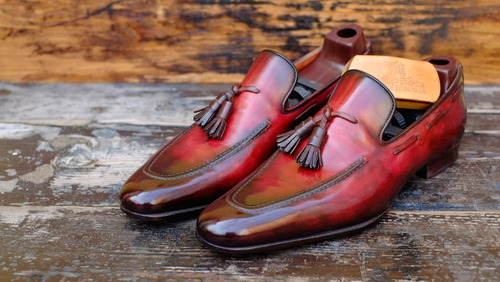 Custom Dress Shoes