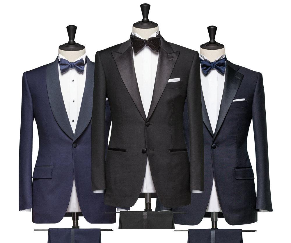 custom suits richmond