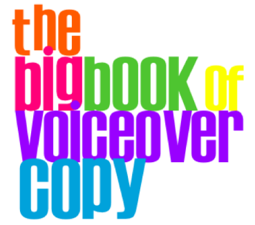 The Big Book of Voiceover Copy