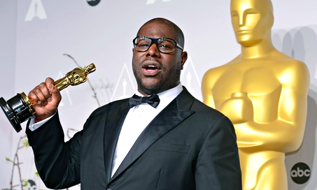 Director Steve McQueen. Photo: Xinhua/Landov /Barcroft Media