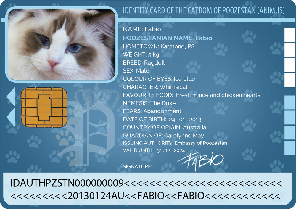 Furry Prince Fabio