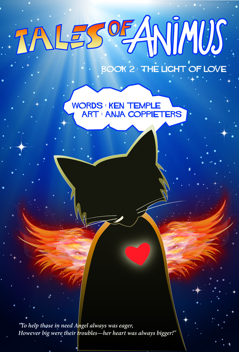 Tales of Animus — Book 2: The Light of Love