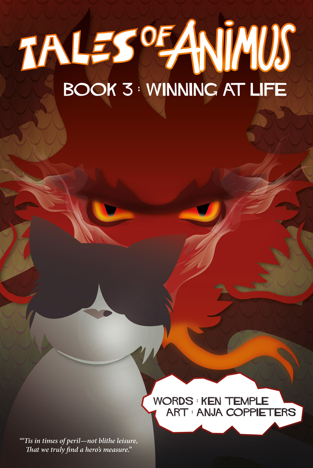 Tales of Animus — Book 3: Winning at Life
