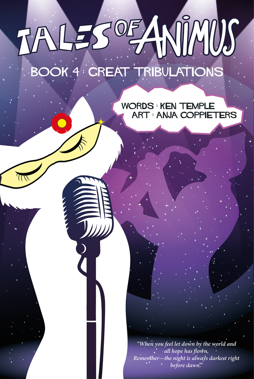 Tales of Animus — Book 4: Great Tribulations