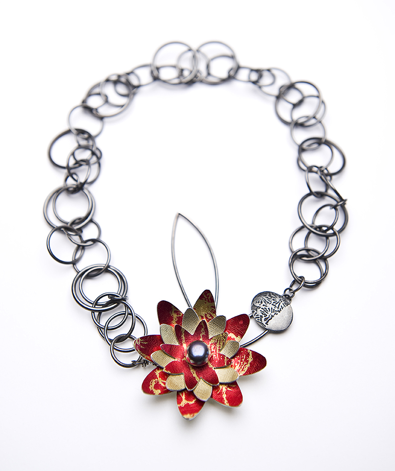 Lorraine-Gibby-jewellery-necklace-silver-chain-aluminium-pearl-lily-mettle-studios (1).jpg