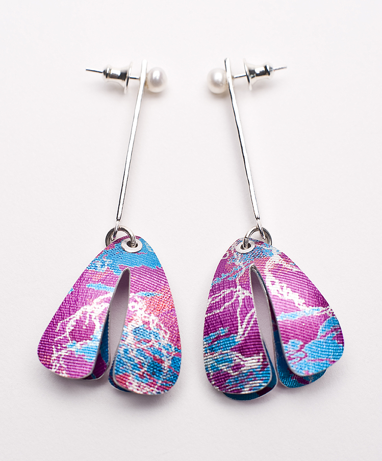 Lorraine-Gibby-jewellery-earrings-moth-aluminium-silver-pearl-colous-mettle-studios.jpg