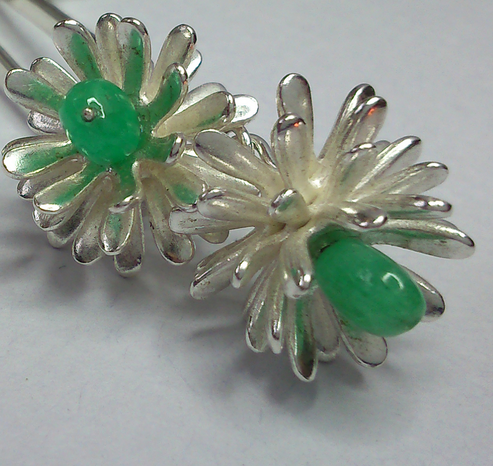 Lorraine-Gibby-jewellery-silver-emerald-earrings-aeoleum-cactus-mettle-studios (2).jpg