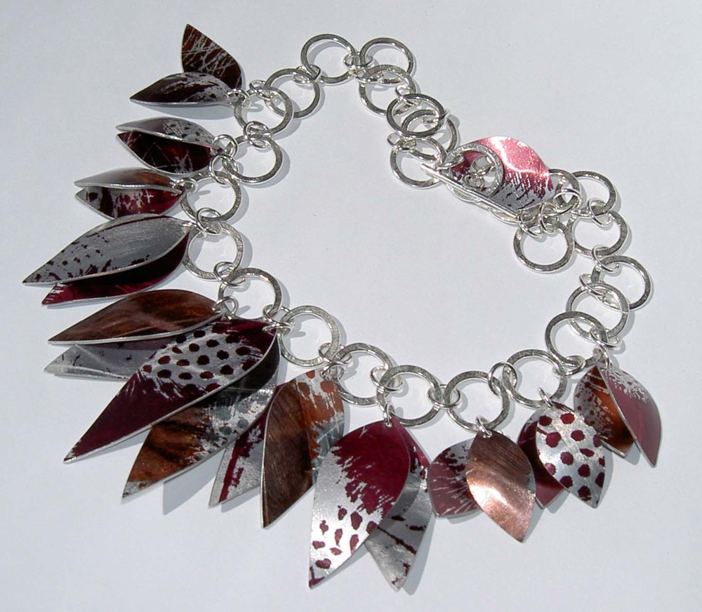 Lorraine-Gibby-jewellery-necklace-silver-chain-aluminium-leaves-mettle-studios.jpg