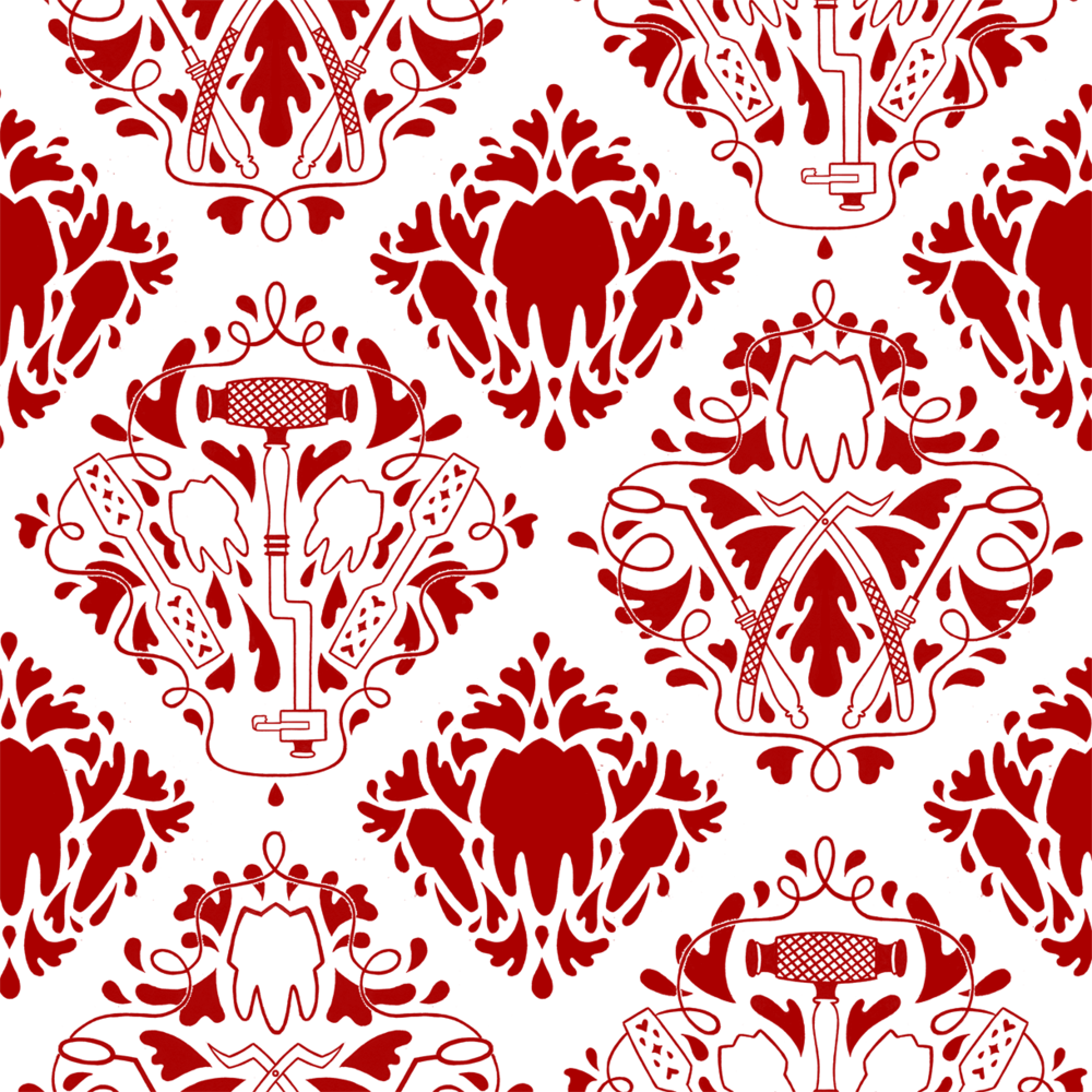 Dental Damask