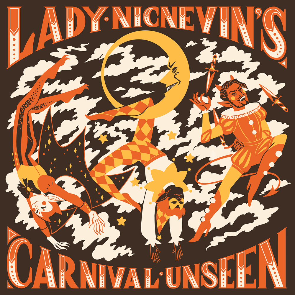 Carnival Unseen Patch