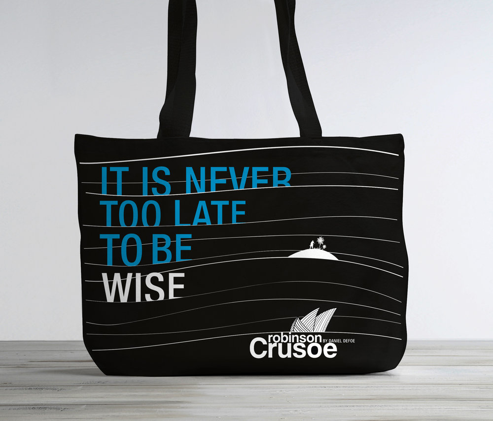 ROBINSON CRUSOE  by Daniel Defoe | It is never too late to be wise