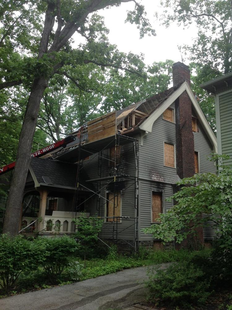 Full House Fire Restoration