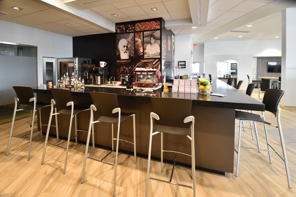 Mercedes Benz Of North Olmsted   Showroom Remodel
