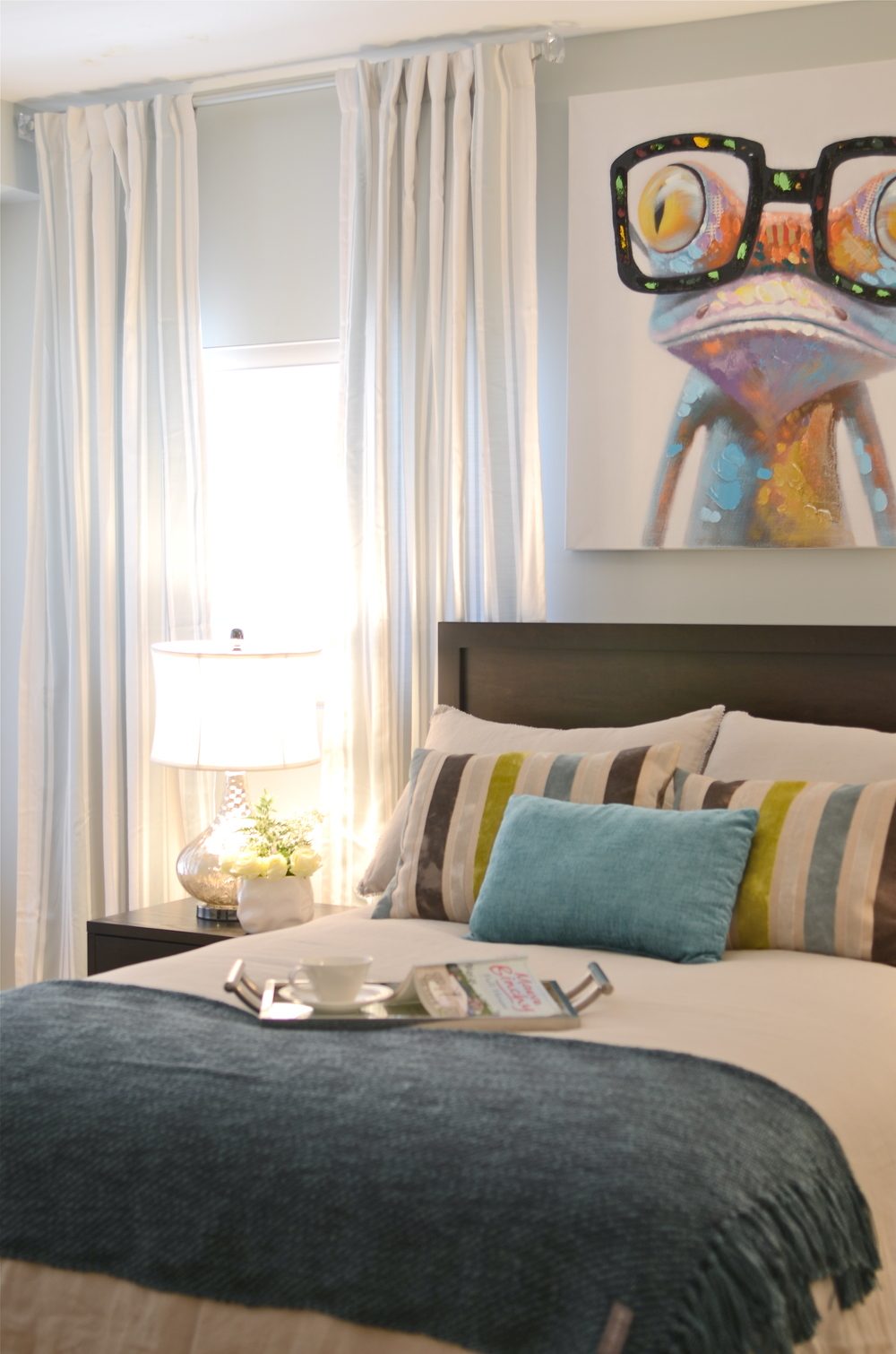 interior decorated bedrooms vancouver